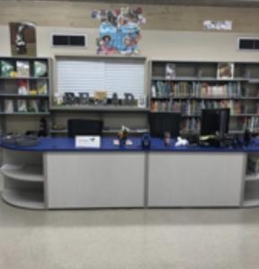 Blue Lakes Media Center