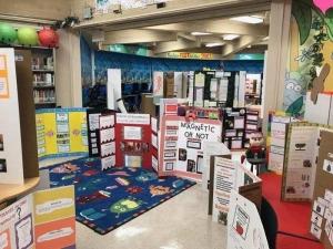 Science Fair at Blue Lakes
